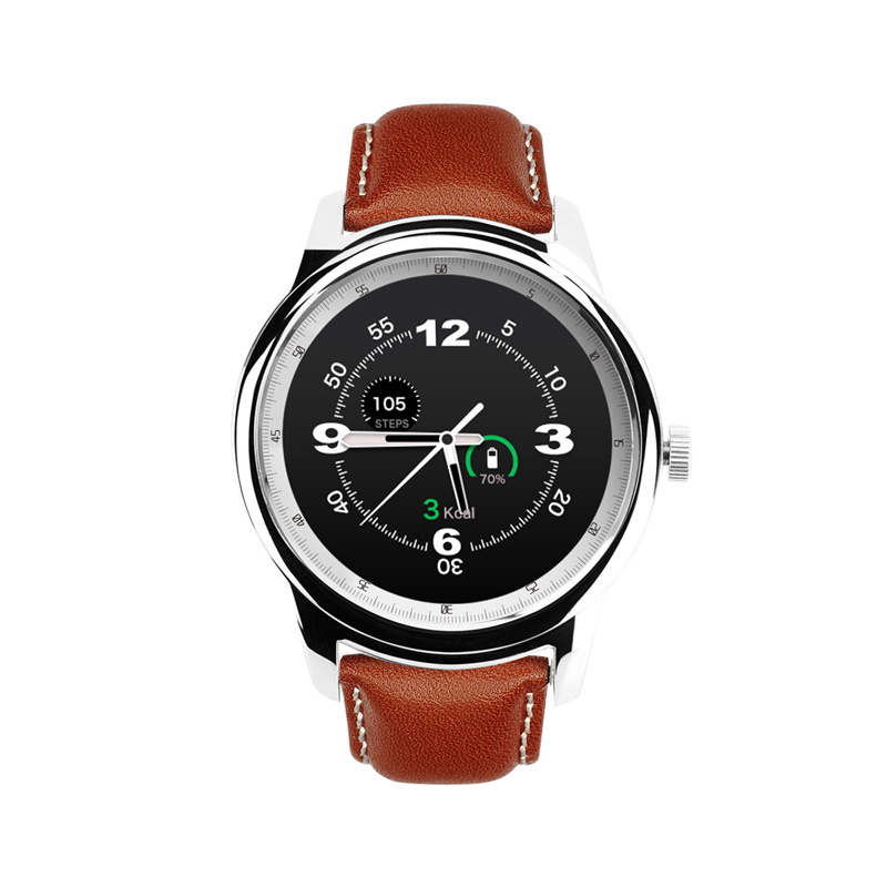 New 2016 DM360 upgrade DM365 smart watches Bluetooth 4 0 MTK2502 IP67 Round font b smartwatch
