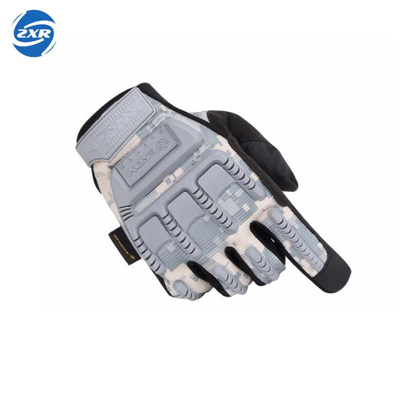 Full Finger Army Tactical Outdoor Sport Cycling Racing Touch Screen Military Non-slip Windproof Training Hunting Shooting Gloves