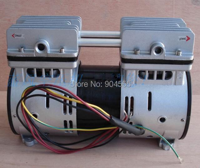 Двигатель компрессора В воздуха AC 110 В V/220 V Oilfree, поставка воздуха аквариума, поставка воздуха генератора озона