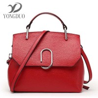 YONGDUO New Fashion Women Messenger Bags Genuine Leather Women S Shoulder Bag Crossbody Bags Casual Famous