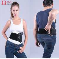 Breathable Men & Women Belly Band Gun Holster Concealed Carry Waist Belt Waistband Holsters for Glock 1911 M92 Pistol Hand Gun