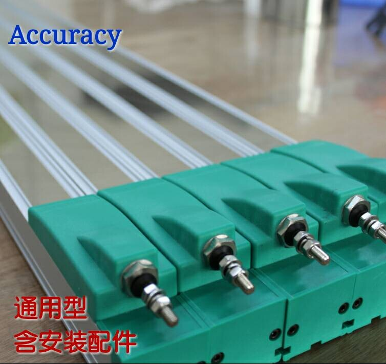Slider KTF-475MM electronic ruler injection molding machine printing machine resistance linear displacement sensor KTF 475mmSlider KTF-475MM electronic ruler injection molding machine printing machine resistance linear displacement sensor KTF 475mm