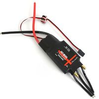 SkyWing waterproof Brushless RC boat 120A ESC speed controller