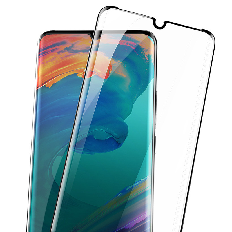 9D High quality Full Cover Protection Glass for Huawei p30 pro Screen High quality Protector Tempered Glass For Huawei P30 PRO in Phone Screen Protectors from Cellphones Telecommunications