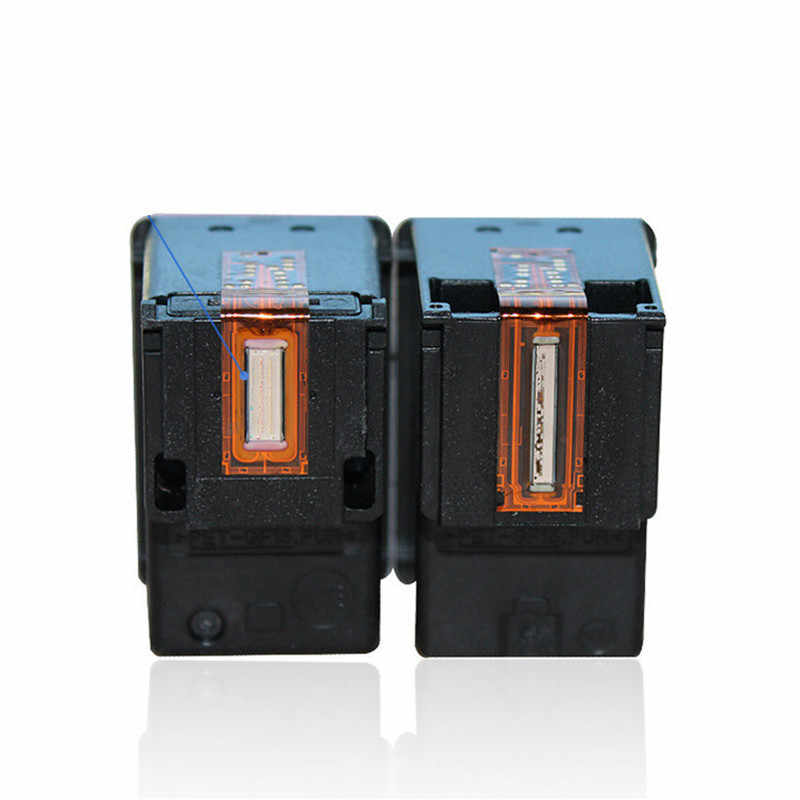Jato de tinta Cartucho de Tinta PG 210 CL 211 Substituição Completa Para Impressoras Canon Pixma MP490 MP495 MX320 MX330 MX340 MX350 IP2700 MP240