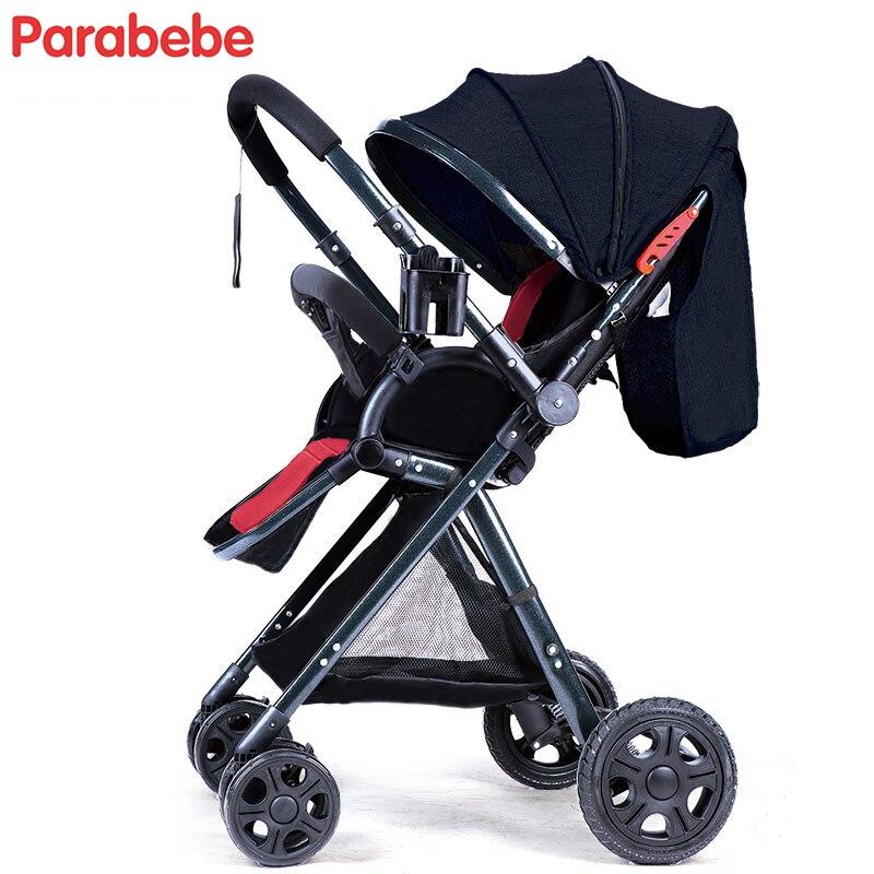 Baby Cart 6.5KG Light Children Stroller Car Baby Travel System Prams Big Rear Wheels Folding Tricycle Cheap Baby Stroller Buy