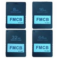 FMCB Gratis McBoot Kaart v1.953 voor Sony PS2 Playstation2 8 MB/16 MB/32 MB/64 MB geheugenkaart OPL MC Boot
