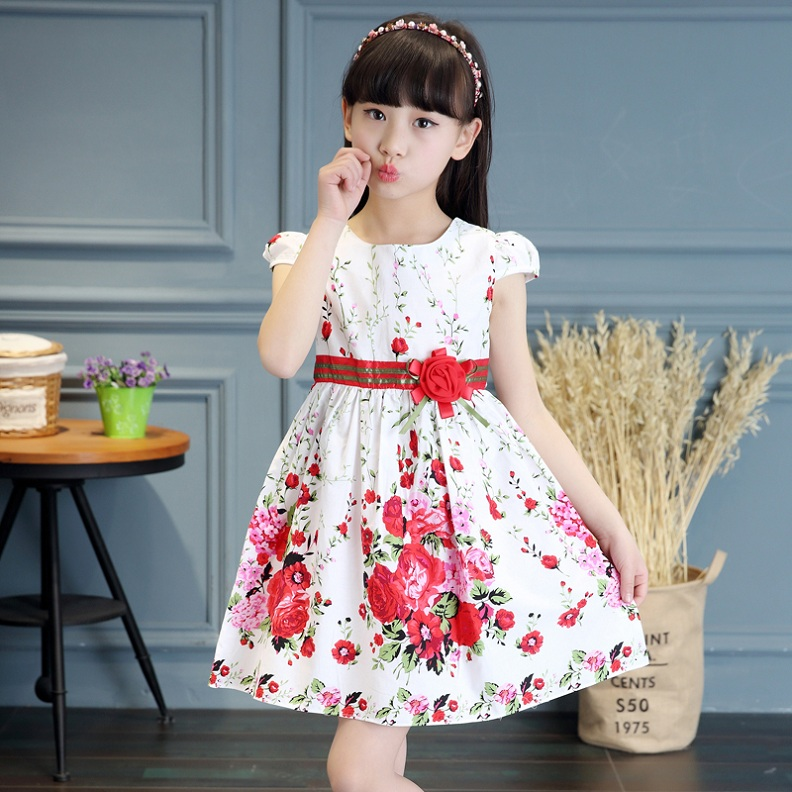 Princess Party Dresses For Girls Wedding Dresses Floral Print Kids Prom Dresses Summer 2018 Sundress 4 6 8 10 12 Years Vestidos national geographic readers skyscrapers level 3