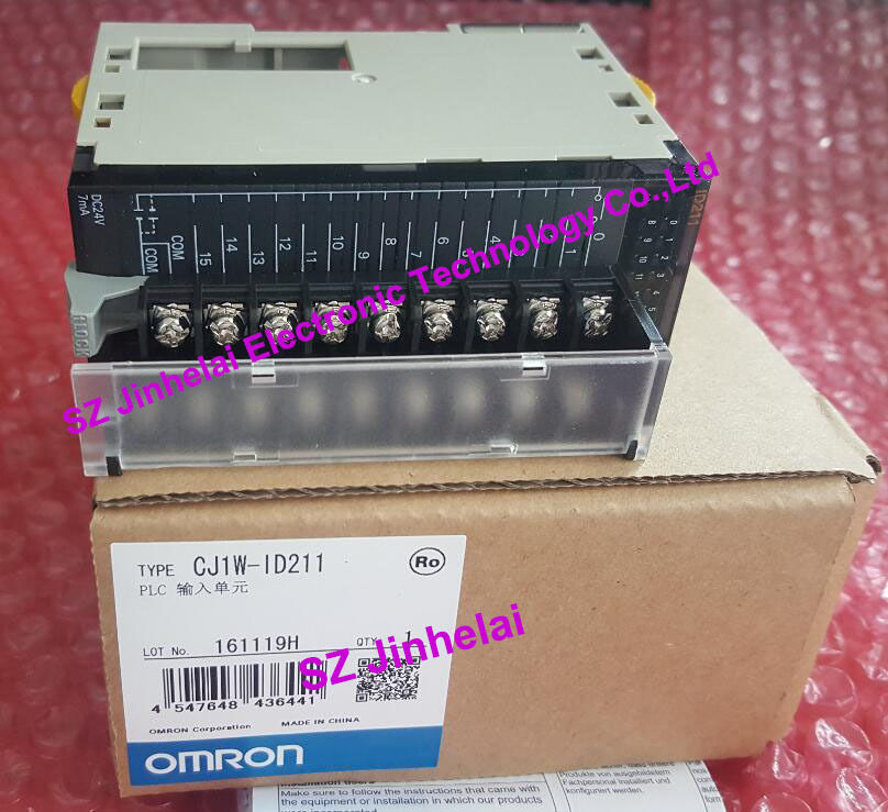 все цены на CJ1W-ID211 Authentic original OMRON PLC CONTROLLER INPUT UNIT онлайн