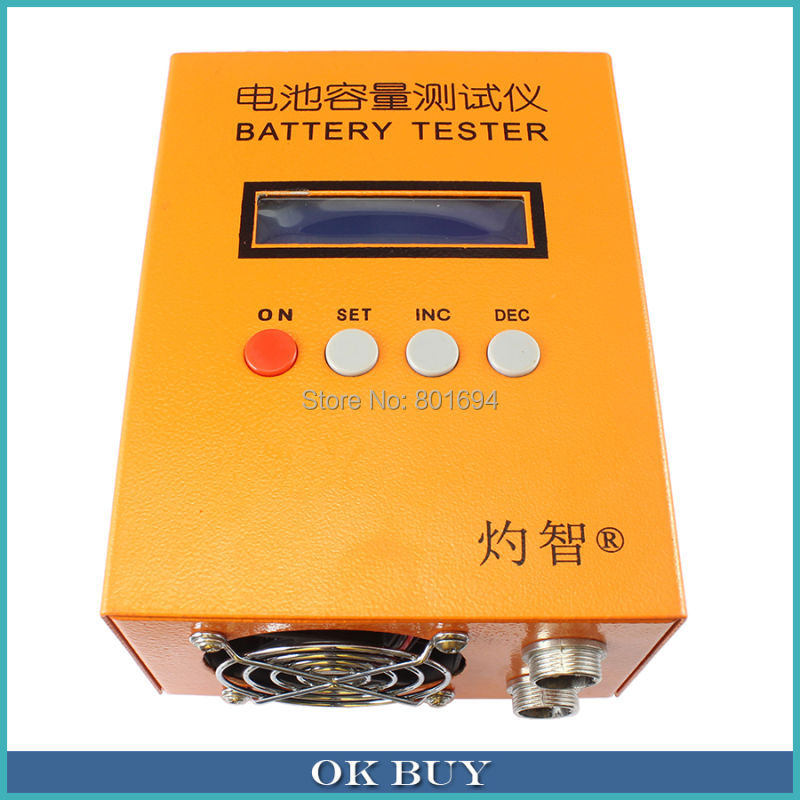 EBC-A20 Battery Tester 30V 20A 85W Lithium Lead-acid Batteries Capacity Test 5A Charge 20A Discharge Support PC Software Control battery capacity tester internal resistance test mobile power 18650 lithium lead acid battery serial port 25w