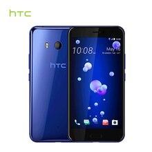 "Official Original HTC U11 6GB RAM 128GB ROM 4G LTE Octa Core Snapdragon 835 IP67 Waterproof 5.5"" Dual Camera Smart Cellphone"