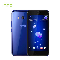 Official Original HTC U11 6GB RAM 128GB ROM 4G LTE Octa Core Snapdragon 835 IP67 Waterproof
