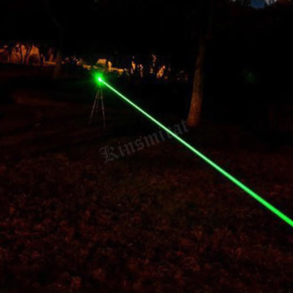 Zeleni laserski nišan Uređaj za lov na pokazivaču 5mW 532nm - Lov - Foto 5
