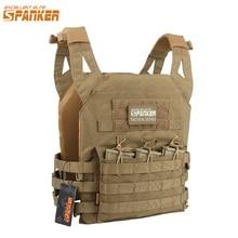 EXCELLENT ELITE SPANKER JPC Outdoor Hunting Vest Tactical Molle Children Vest Military Equipment CS Vest Kid Version