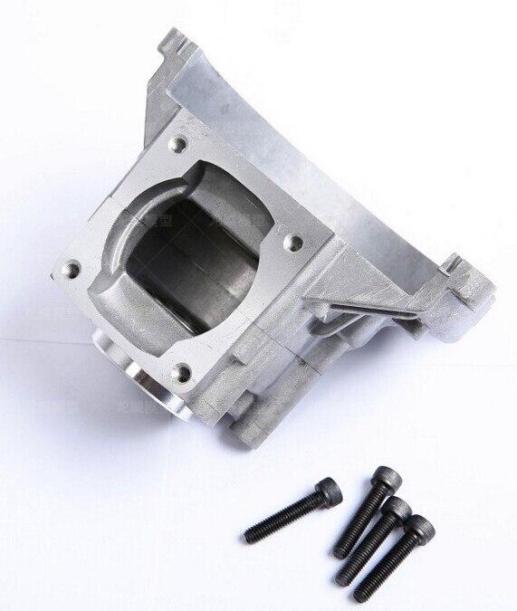 Kit de carter de pièces de moteur 32cc pour moteur Rovan 32cc moteur Zenoah GR320, y compris les joints de roulement et d'huile
