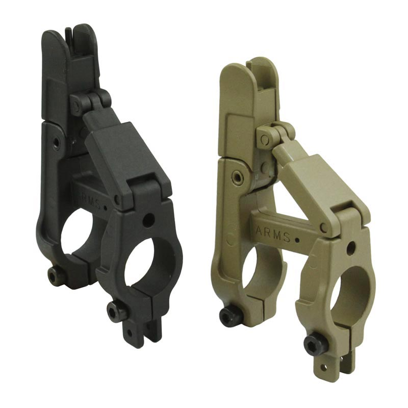 Hot Sale New Folding Front Iron Sight Metal Sight For Airsoft Hunting Accessories