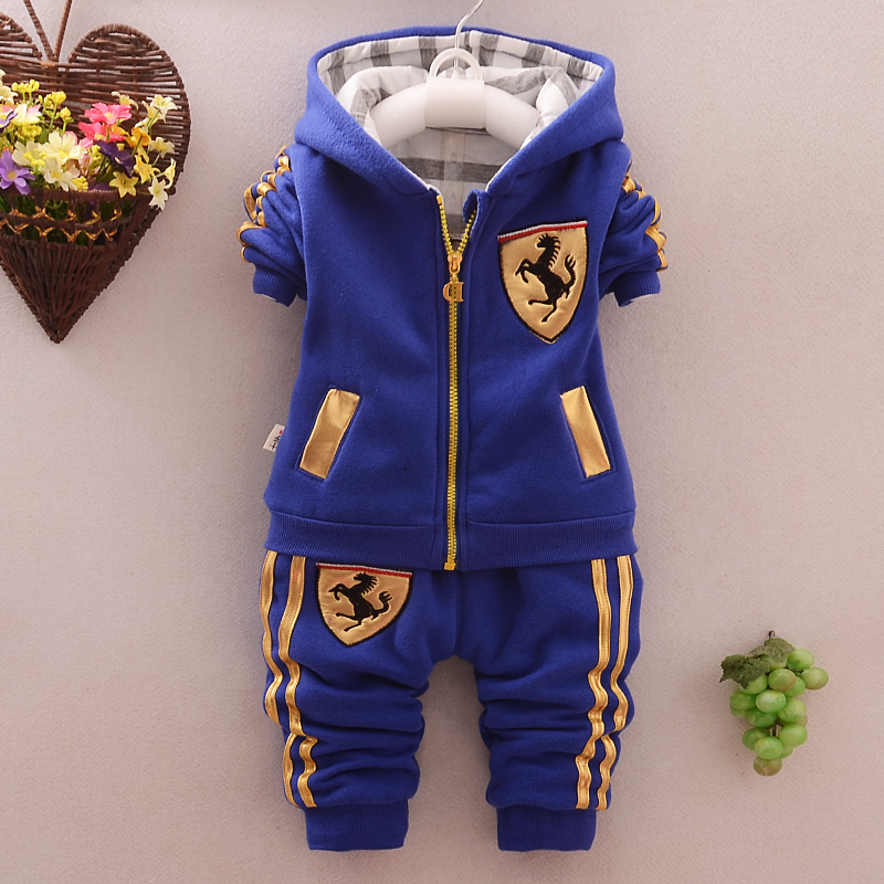 2016 Fashion Spring Autumn boys Sport suit set children hoodies + pants clothes sets kids clothing set freeshipping autumn winter boys clothing sets kids jacket pants children sport suits boys clothes set kid sport suit toddler boy clothes