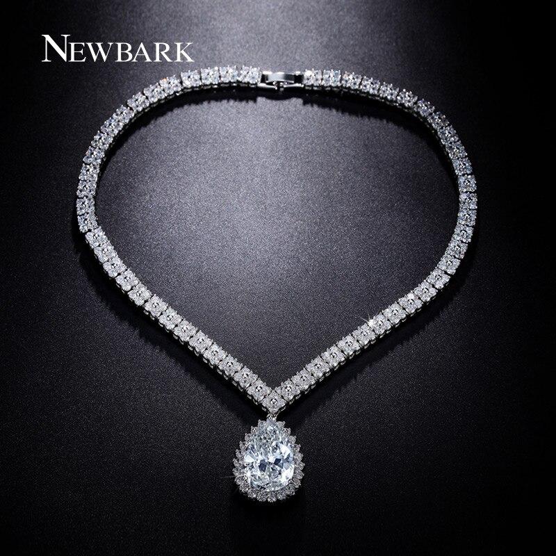 Big pendant necklace images big pendant necklace images newbark luxury women statement choker necklaces pendants love jpg mozeypictures Gallery