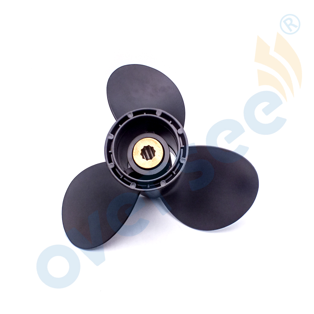 FOR SUZUKI OUTBOARD ALUMINUM PROPELLER 9.9 15 HP M911 58100-93763-019FOR SUZUKI OUTBOARD ALUMINUM PROPELLER 9.9 15 HP M911 58100-93763-019