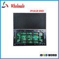 P8 outdoor SMD RGB full color video led display screen wall modules 32*16pixels 256mm*128mm HUB75