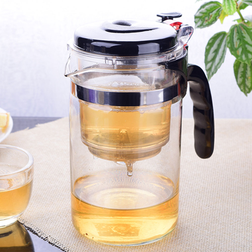 Glass Tea Kettle with Tea Infuser