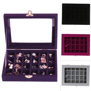 Organizer na biżuterię jednowarstwowy