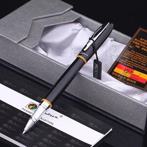 Image 3 - Montmartre Lujo Smooth Firma Pimio Roller Ball Pen con 0.7mm de Recarga de Tinta Negro Bolígrafos con Original Caja de Regalo Libre gratis