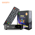 U2C DVB-T T2 STB DVB-T2 Caixa Smart TV HDMI H.264 HD TV Digital Terrestre Receptor DVB T/T2 Set-top Boxes de Tv Livre Rússia