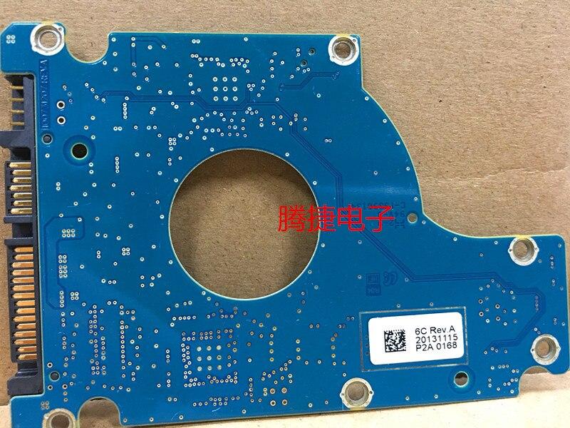 hard drive parts PCB logic board printed circuit board 100731207 REV A for Seagate 2.5 SATA hdd data recovery hard drive repair