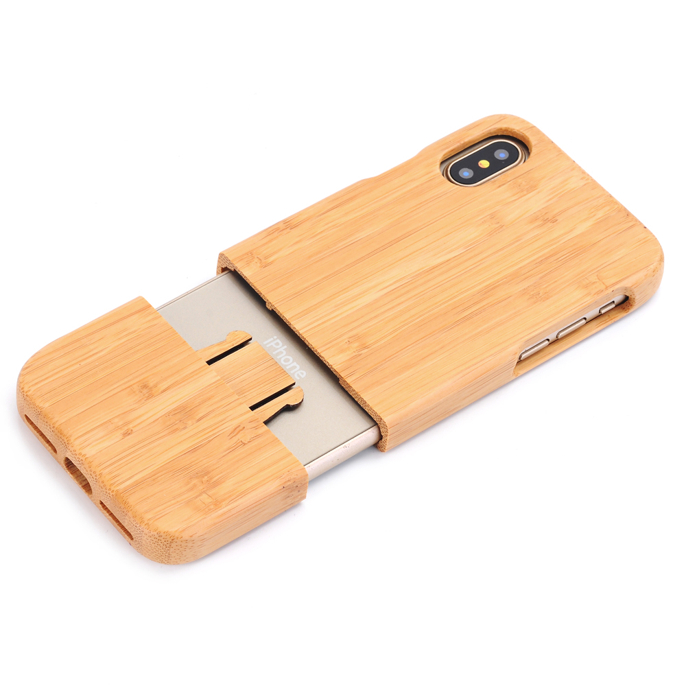 HTB1pnQHXLQs8KJjSZFEq6A9RpXaO Natural Green Real Wood Wooden Bamboo Case For iPhone XS Max XR X 8 7 6 6S Plus 5 5S SE Case Cover Phone Shell Skin Bag