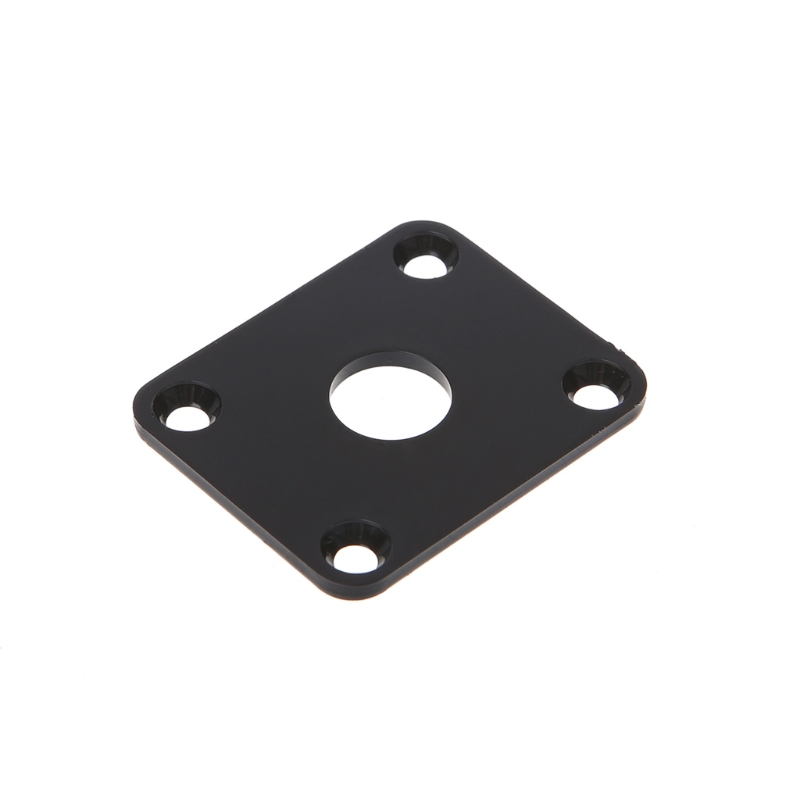 1pc Jack Plates Socket Cover for Les Paul Epiphone Guitar Replacement Parts
