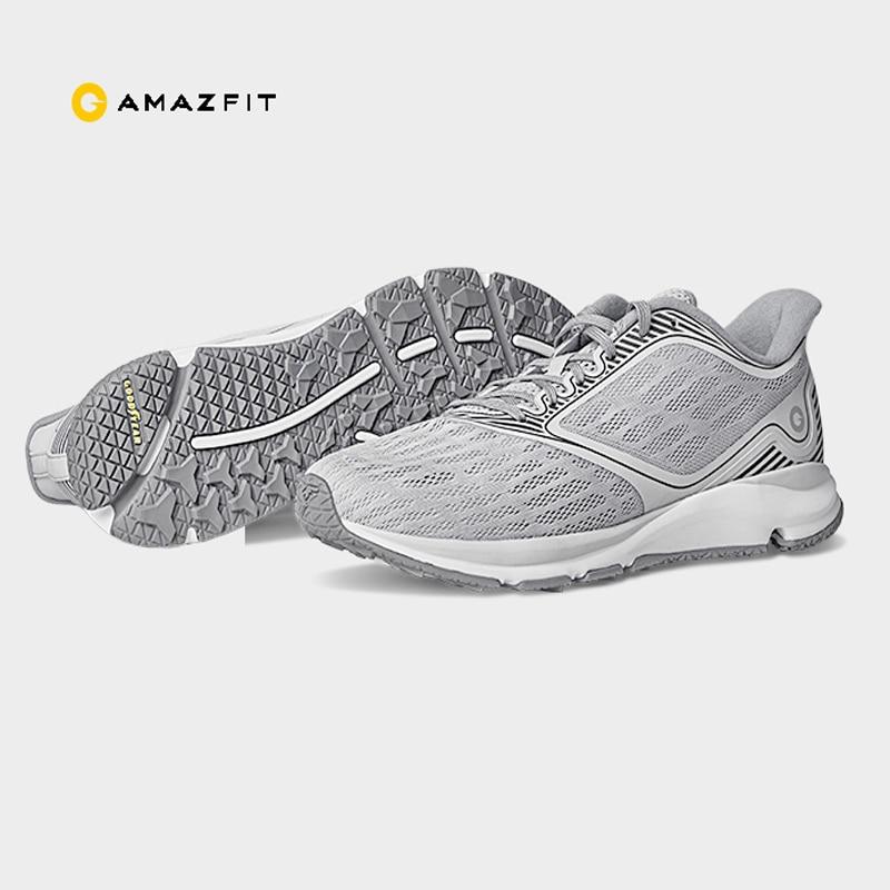 Xiaomi Amazfit Antelope Light Smart Sneaker Outdoor Sports Shoes Goodyear Rubber Support Smart Chip Better Than