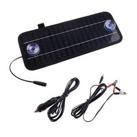 High conversion rate 4.5W 5W solar car battery charger battery core board can convert 12V battery 5V