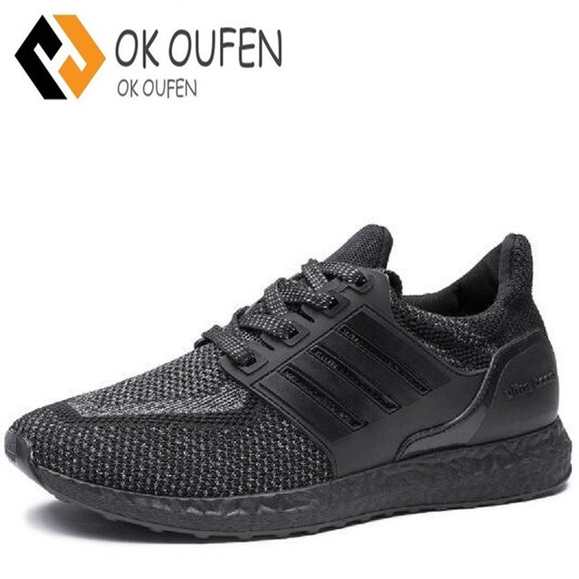 Z.suo 2018 Men Casual Shoes Mens Trainers Flat Comfortable Breathable Superstar  Trainers Red Bottom Zapatillas Ultra Boosts cf5b7911a
