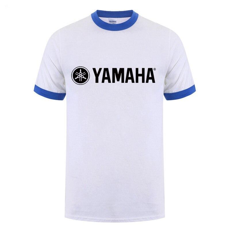 e9c48bacdfb Aliexpress.com: Comprar Cool Fashion YAMAHA logo camiseta marca ropa letras  estampadas Camisetas manga corta de alta calidad Raglan camiseta para mujer  y ...