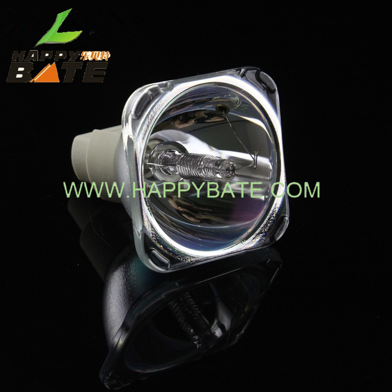 HAPPYBATE Original Bare Lamp 5J.Y1H05.011 lamp for Projector MP724 VIP280 1.0 E20.6 180Days Warranty happybate 5j j4g05 001 original projector bare lamp for benq w1100 w1200 w1200 180day warranty