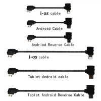 Fernbedienung Datenkabel Linie für DJI Mavic Pro Air 2 Mini Draht Connet Mobile Tablet Übertragung Android Micro USB /typ-c IOS