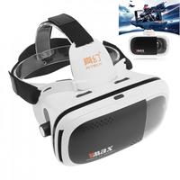 RITECH VMAX Immersive 3D Movie Glasses Helmet 360 Virtual Reality Glasses Vrbox VR Headset Cardboard 3