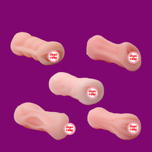2016 Reality medical silicone artificial vagina for male masturbation pocket pussy lifelike sex dolls adult sex toys for men