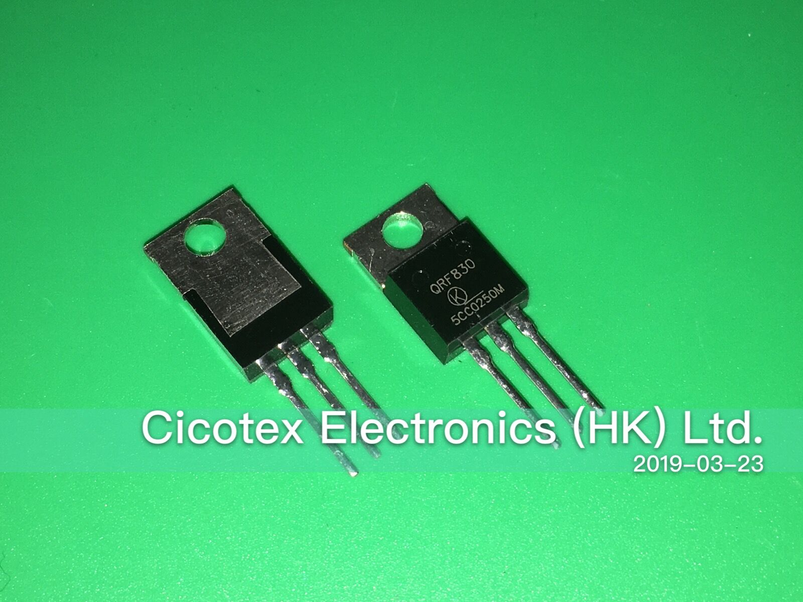 10pcs IRF830PBF IRF830 MOSFET N-CH 500V 4.5A TO-220 NEW HIGH QUALITY