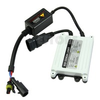 Car AC 12V 55watt Slim HID Replacement Ballast 55W Xenon Conversion Kit H4 H7 Drop Shipping