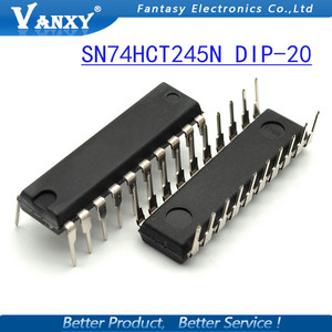 Image 4 - 10PCS SN74HCT245N DIP20 SN74HCT245 DIP 74HCT245 74HCT245N DIP 20 IC novo e original