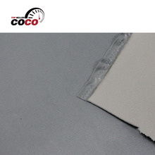 "Car styling UPHOLSTERY auto pro gray headliner fabric ceiling foam backing roof lining Sound Insulation 39""x60"" 100cmx150cm"
