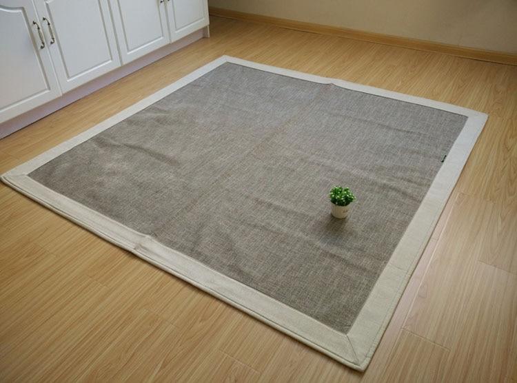 Aliexpress.com : Buy Japanese Floor Carpet Rug Large Square 185cm Futon Mat  Portable Tatami Pad Fashion Oriental Carpet Living Room Mattress Design  From ...