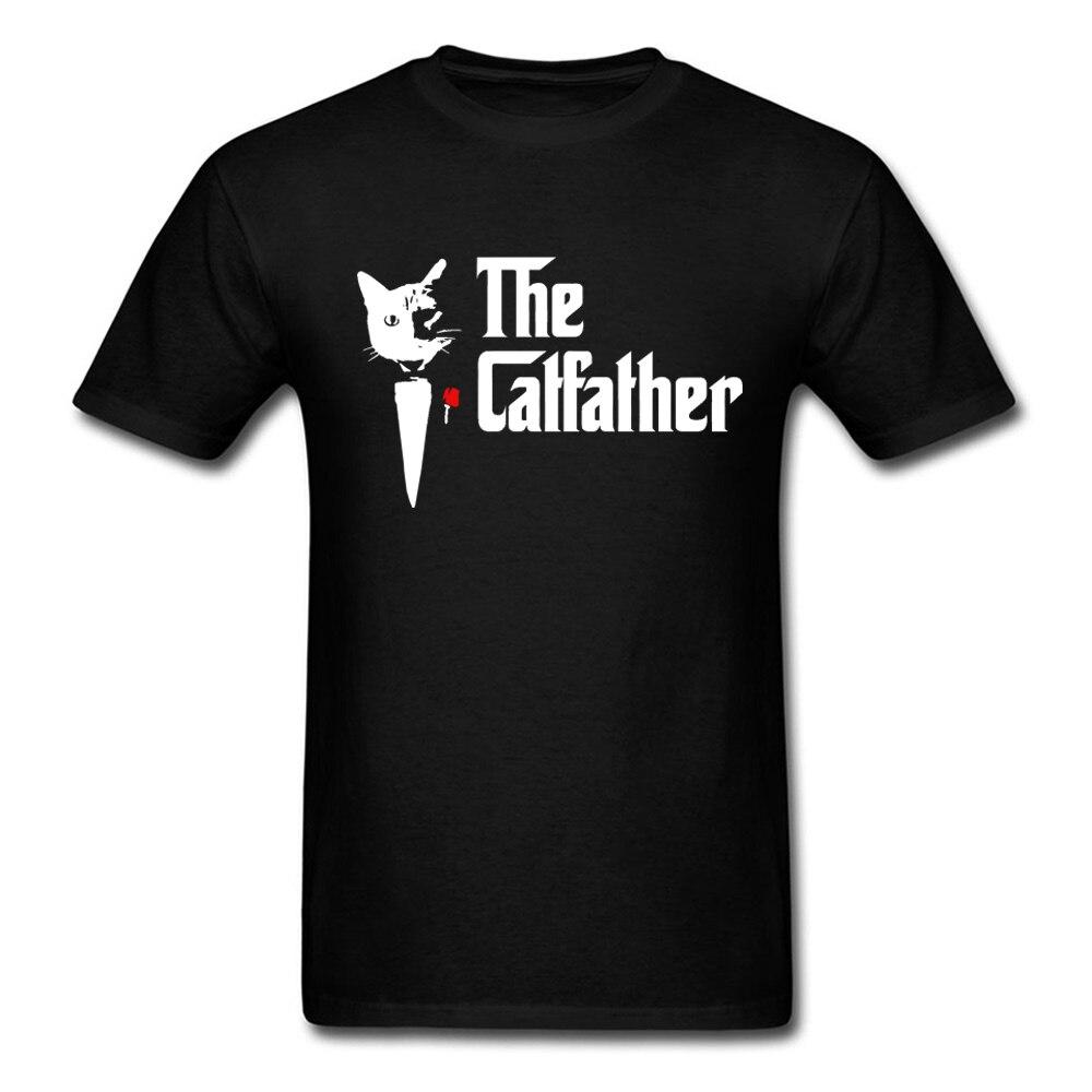 Custom T Shirts Godfathers Cat Symphony Music Popular Tshirts 3D Print Version Kitten Variant Cats Funny Shirt New Design