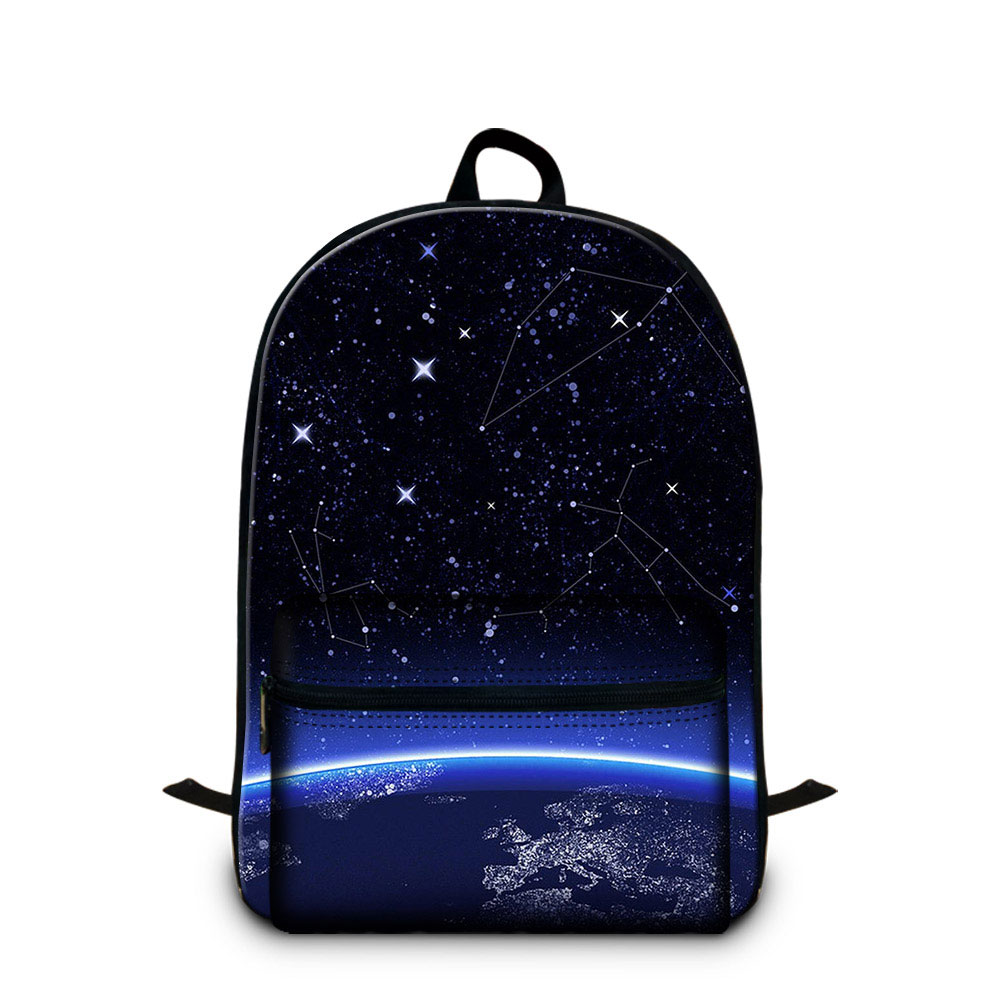 Dispalang Galaxy Backpack for Teenager Girls Students Univse Space School  Book Bag Cool Bagpack Fashion Day Pack for Children