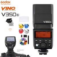 In stock GODOX Mini V350S TTL HSS 1/8000s GN36 2.4G Wireless Flash XProS Triggers For Sony a7RIII a7RII a7R a58 a99 etc Camera
