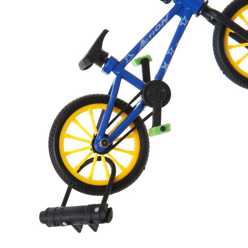 HBB 1 шт. горный велосипед отличные функциональные металлические пальчиковые игрушки Мини Экстремальные виды спорта крутой мальчик креативная игра набор игрушек коллекции