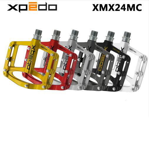 Wellgo XPEDO bicycle pedals SPRY XMX24MC ultralight Magnesium MTB mountain bike pedals 255g 6 Colors pedales bicicleta mtb