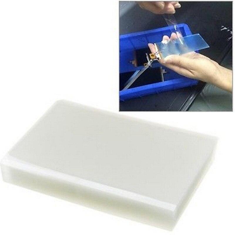imágenes para 50 unid oca óptico borrar etiqueta adhesiva de la cinta para samsung galaxy n7100 s5 S6 S7 Nota 3 4 5 LCD Pantalla Digitalizador de Reparación de Vidrio T20